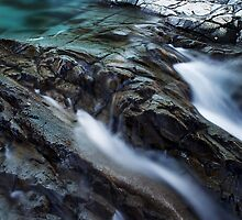 Church Beck Falls by Andy Freer