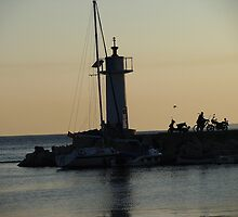 Sunset time! by rasim1