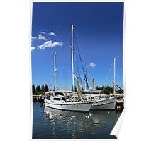 Bermagui Boat Harbour Poster