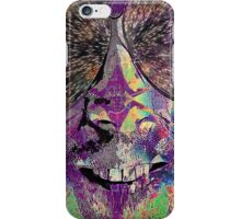 Raoul Duke- Fear & Loathing in Las Vegas iPhone Case/Skin