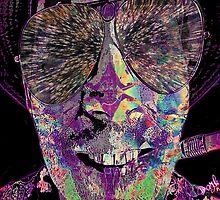 Raoul Duke- Fear & Loathing in Las Vegas by Dark Threads