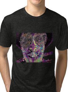 Raoul Duke- Fear & Loathing in Las Vegas Tri-blend T-Shirt