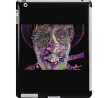 Raoul Duke- Fear & Loathing in Las Vegas iPad Case/Skin