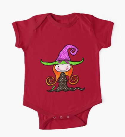 Tabitha Witchy One Piece - Short Sleeve
