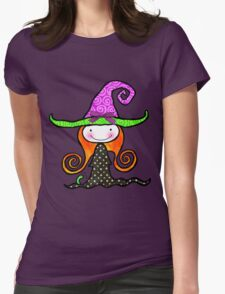 Tabitha Witchy Womens Fitted T-Shirt