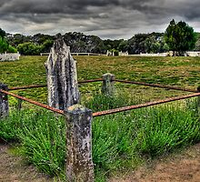 Point Nepean Cemetery by Yanni
