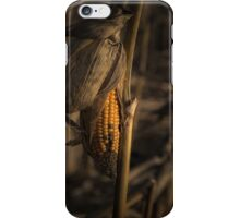 Last year's crop iPhone Case/Skin