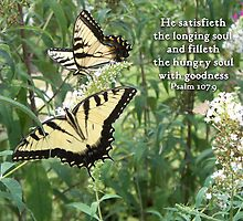 He satisfieth the longing soul by WalnutHill