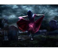 Grave Dancer Photographic Print