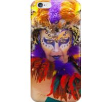 Summer Solstice parade , Santa Barbara , 2011. iPhone Case/Skin