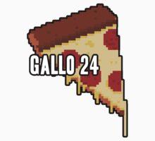 Gallo pizza by TswizzleEG
