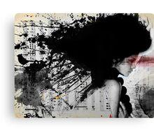 stave Canvas Print