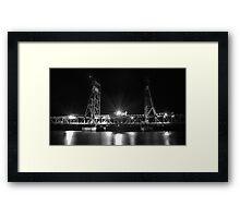 Bridgewater Bridge Framed Print