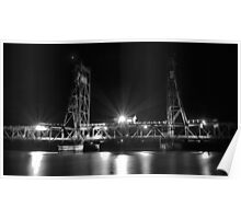Bridgewater Bridge Poster