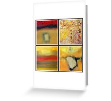 Scenes of Out West Greeting Card