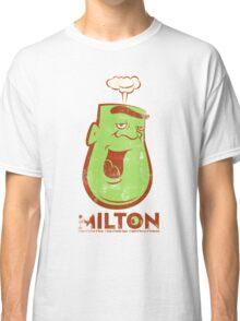 Milton the Monster - grungy colour Classic T-Shirt