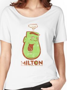 Milton the Monster - grungy colour Women's Relaxed Fit T-Shirt