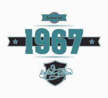 Born in 1967 (Blue&Darkgrey) by ipiapacs