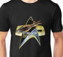 Star Trek  Species 8472 bioship Com Badge Unisex T-Shirt
