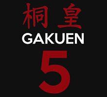 Kuroko No Basket Basuke Gakuen 5 Cosplay Jersey Anime T Shirt Unisex T-Shirt