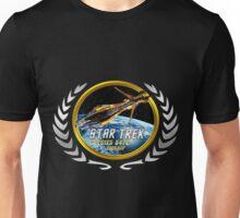 Star trek Federation of Planets Species 8472 bioship Unisex T-Shirt