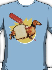 Hot-Dog. T-Shirt