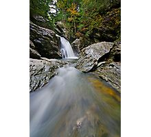 Bingham Falls - Midstream - Wide Photographic Print