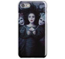 Melancholy Masquerade iPhone Case/Skin