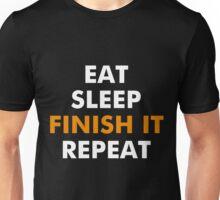 Ryback - Eat, Sleep, Finish It, Repeat Unisex T-Shirt