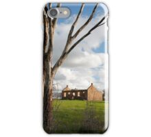 Australian Heritage Farmhouse iPhone Case/Skin