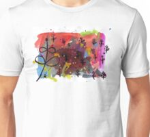 Midnight Garden cycle6 2 Unisex T-Shirt