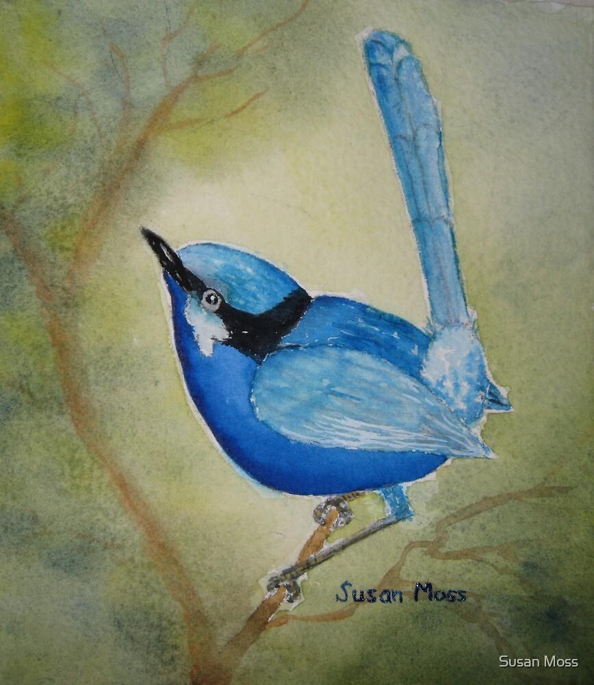 Blue Boy by Susan Moss