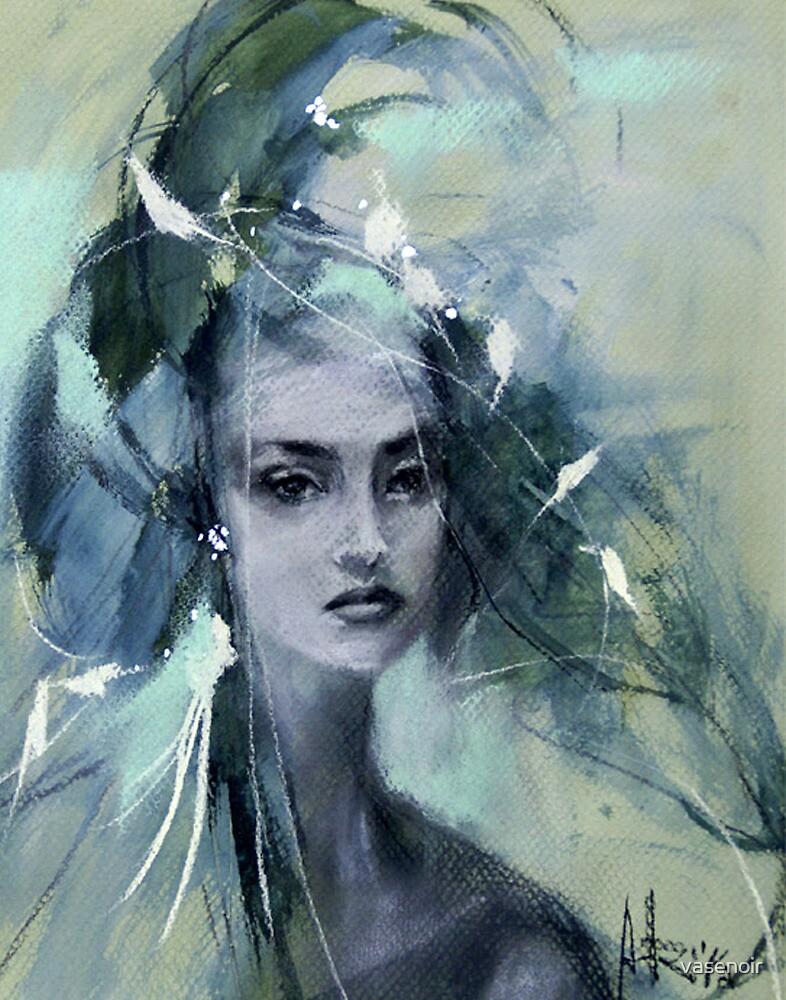 Sylph...「風の精」 by vasenoir