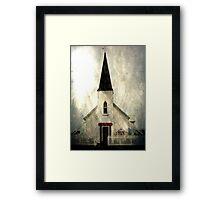 RAUKOKORE. Framed Print