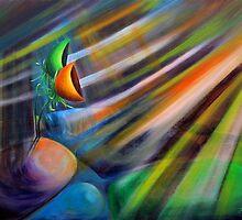 Tenderness in a time of change by Carmen Ene