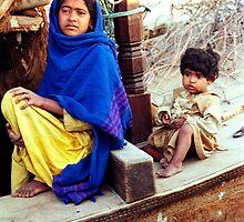 Boat-people, Pakistan  by jensNP