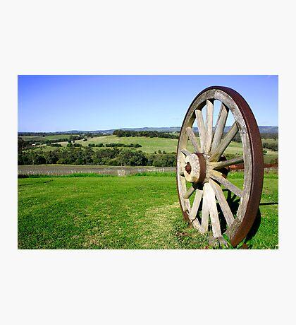 Australian Landscape 2 Photographic Print