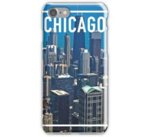 CHICAGO FRAME iPhone Case/Skin