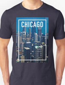CHICAGO FRAME Unisex T-Shirt