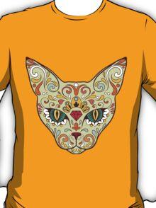 Calavera Cat T-Shirt