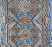 Carpet 3 by joan warburton
