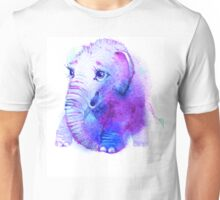 PEACEFUL ELE  Unisex T-Shirt