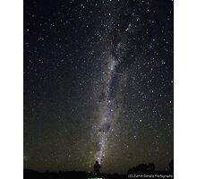 Beam of Stars Photographic Print