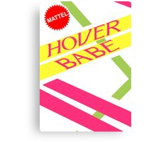 Hover Babe  Canvas Print