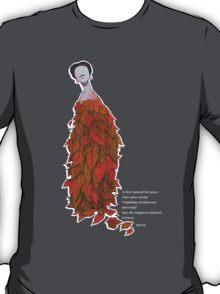 Songstress by Taija and Ry Wilkin T-Shirt