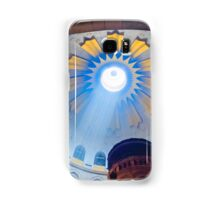 Jerusalem: The Church of the Holy Sepulcher dome. Samsung Galaxy Case/Skin