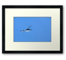 Bell Helicopter  Framed Print