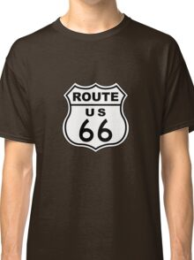 Route 66 Sign Classic T-Shirt