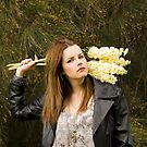 Chains and Flowers by ShotbyJessica