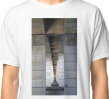 Pylons under the Bridge Classic T-Shirt